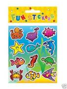 Party Bag Stickers