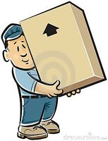 Hiring movers to start asap $15hr cash