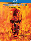 Terminator 2: Judgment Day (Blu-ray Disc, 2013, Canadian; Steelbook)