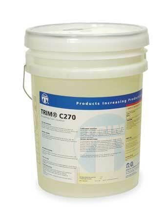 TRIM C270/5 Coolant,5 gal,Bucket