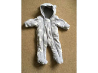 Marks & Spencer's Snowsuit Upto 1 Month