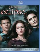 The Twilight Saga Eclipse Blu Ray