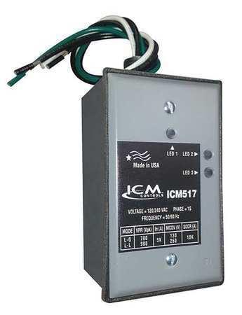ICM ICM517 Surge Protection Device,1 Phase,120/240V