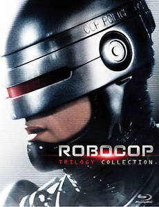 RoboCop: Trilogy Collection [Blu-ray] New DVD! Ships Fast!