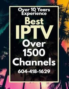 Premium IPTV with No Freezing - Replace Cable