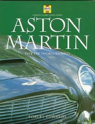 Aston Martin Ever The Thoroughbred book