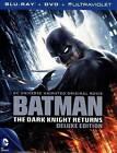The Dark Knight Deluxe Edition Blu-ray Discs