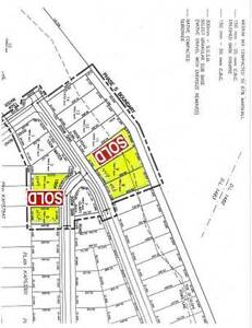 4 Prime Building Lots to Choose from 0.19 to 0.35 Acres