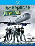Iron Maiden Flight 666 Blu-ray