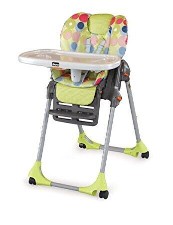 Chicco Polly High Chair — Quick Sale - £15