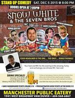 Stand Up Comedy Show: Snow White and The Seven Bros