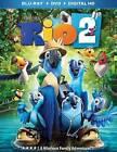 Rio 2 HD DVDs