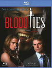 Blood Ties: The Complete Series (Blu-ray Disc, 2010, 4-Disc Set)