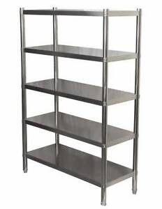 Stainless Steel Shelving: High Quality & Free Delivery