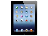 iPad 3 32GB Wifi + Cellular, Black, Immaculate Condition