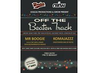 Soulsa presents... Off the Beaten Track at Grow in Hackney Wick