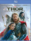 Thor: The Dark World (Blu-ray Disc, 2014)