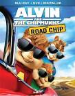 Alvin and the Chipmunks HD DVDs