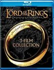 The Lord of the Rings: The Motion Picture Trilogy (Blu-ray Disc, 2014, 3-Disc Set)