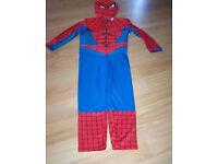 ultimate spiderman costume