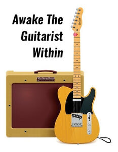 Do You Have A New Guitar And Don't Know What To Do?