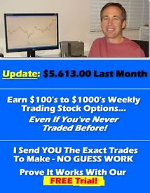 Simple easy 10 min. week earn $!000's in stock options