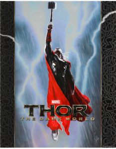 LIMITED EDITION Marvel Thor Silver Foil Edition