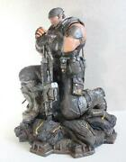 Marcus Fenix Statue