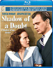 Shadow of a Doubt (Blu-ray Disc, 2013, Canadian)