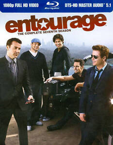 Entourage Season 7 Blu-ray