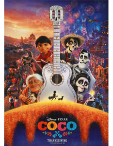 COCO Theatrical Payoff Poster