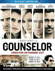 The Counselor (Blu-ray/DVD, 2014, 2-Disc Set)