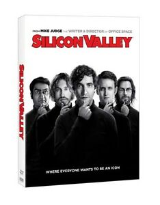 Silicon Valley - The Complete First Season DVD