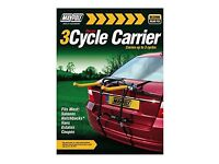 MAYPOLE BC2090 3 BIKE REAR CYCLE CARRIER ***NEW***