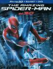 The Amazing Spiderman 3D DVD