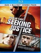 Seeking Justice Blu Ray