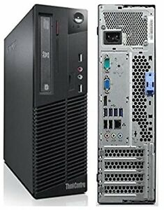 Lenovo SFF with Intel Core i5 CPU 250GB HDD