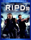 R.I.P.D. (Blu-ray/DVD, 2013, 3-Disc Set, Includes Digital Copy; UltraViolet; 3D/2D)