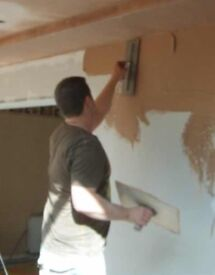Local plasterer for hire!