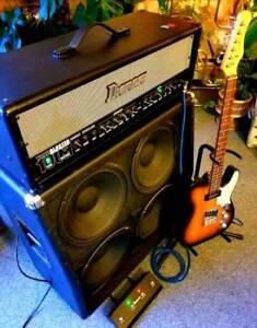 "Deal of a Lifetime! Ibanez Half Stack complete with ""Telecaster"""