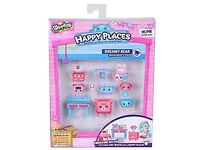 Brand new shopkins happy places dreamy bear set