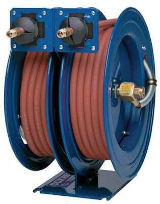 Coxreels C-lp-350-350 Combination Airwater Reel 38 In Hose Dia. 50 Ft