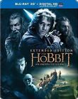 The Hobbit: An Unexpected Journey (DVD, 2013, Extended Edition; Includes Digital Copy; UltraViolet; 3D/2D;)