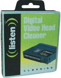 Mini DV Head Cleaner Cleaning Tape Cassette for all Camcorders - NEW
