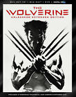 The Wolverine (Blu-ray/DVD, 2013, 4-Disc Set, Unleashed Extended Edition; Includes Digital Copy; 3D/2D)