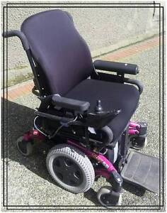 INVACARE AUTOMATED WHEELCHAIR SCOOTER