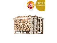 Kiln Dried Firewood Logs Crates & Nets - FREE UK DELIVERY
