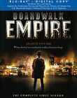 Boardwalk Empire: The Complete First Season (Blu-ray Disc, 2014, 5-Disc Set)
