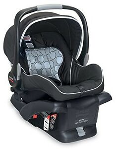 Britax B-Safe with 2 bases