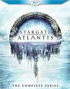 Stargate Atlantis Complete Series